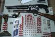 POLICIAL - Apreensão de Armas