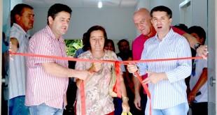 GERAL - Inauguração Farmácia Básica