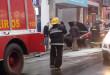 POLICIAL - Carro Incendiado 01 A NET