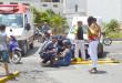 POLICIAL - Acidente Osvaldo Aranha