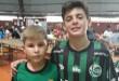 ESPORTES - Arthur e Álvaro