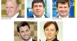MISTURA - Candidatos Tabaí