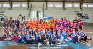 ESPORTES - Taça Futsal Feminino
