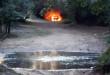 POLICIAL - Carro Incendiado Passo Santa Cruz 01