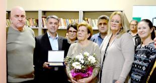 SOCIAIS - Ianguração Biblioteca