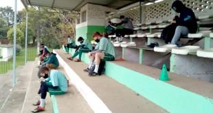ESPORTES - Treinos Pinheiros 07