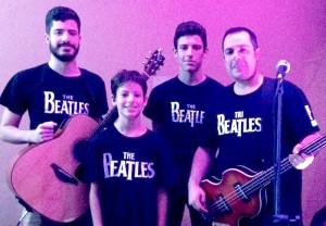VARIEDADES - Dia dos Pais Tri Beatels
