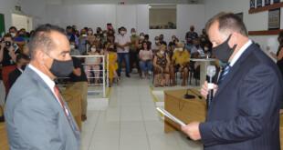FAZENDA - Posse prefeito