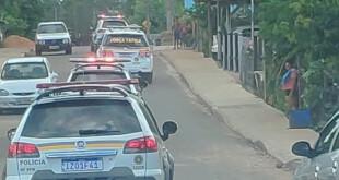 POLICIAL - Inquietação